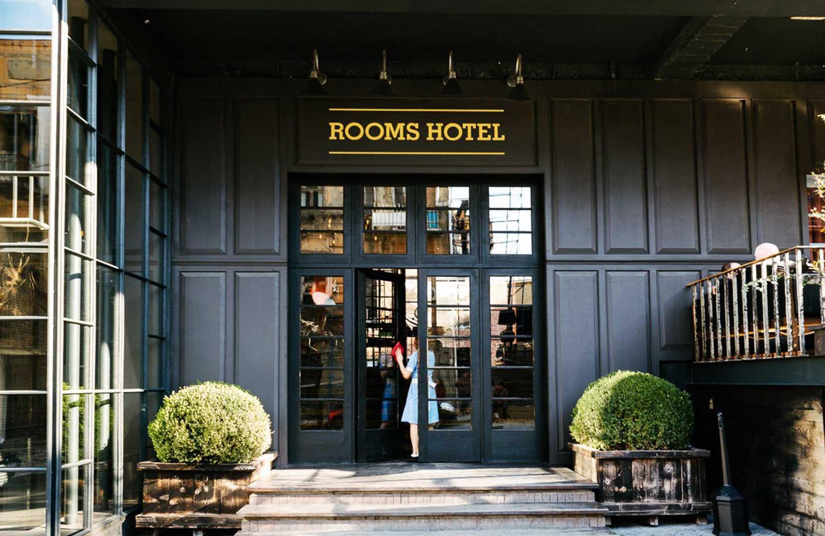 هتل رومز گرجستان