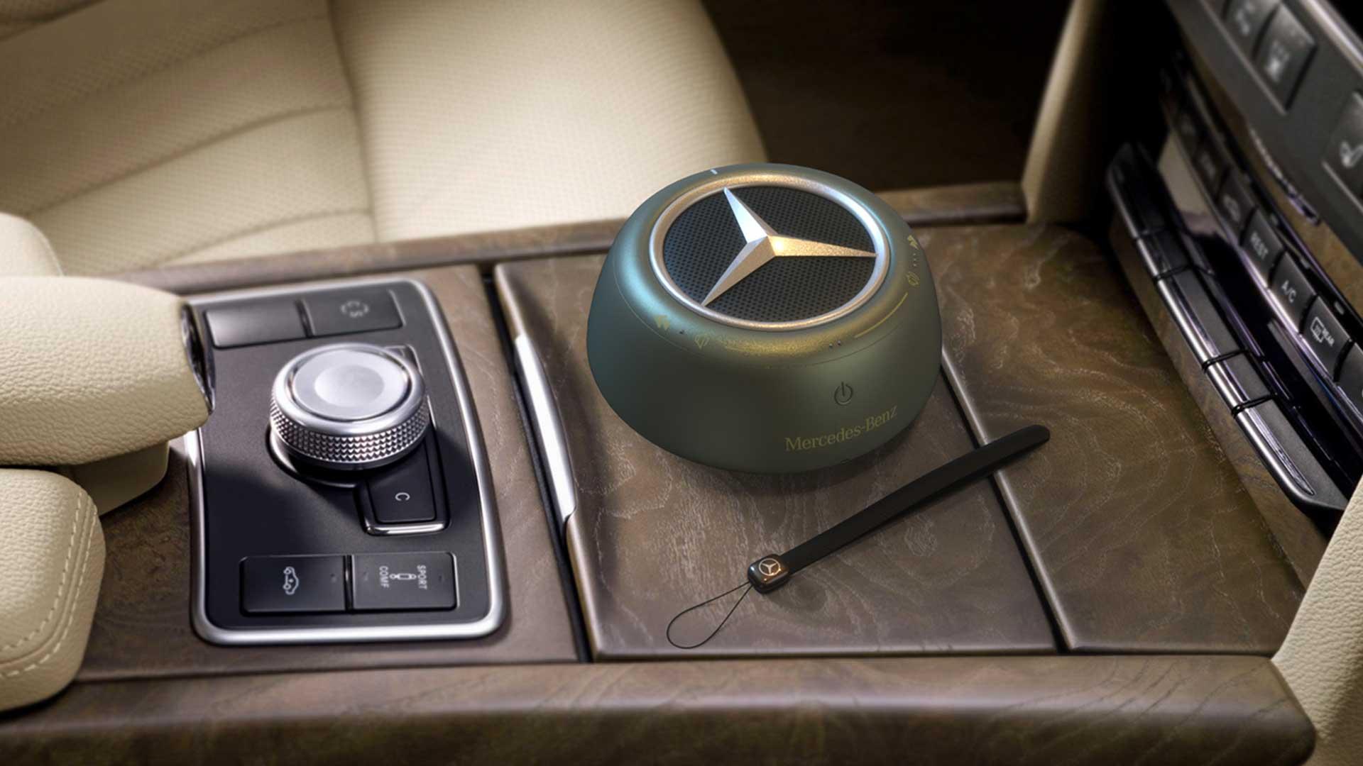 کمپانی مرسدس بنز - لوکس - خودرو