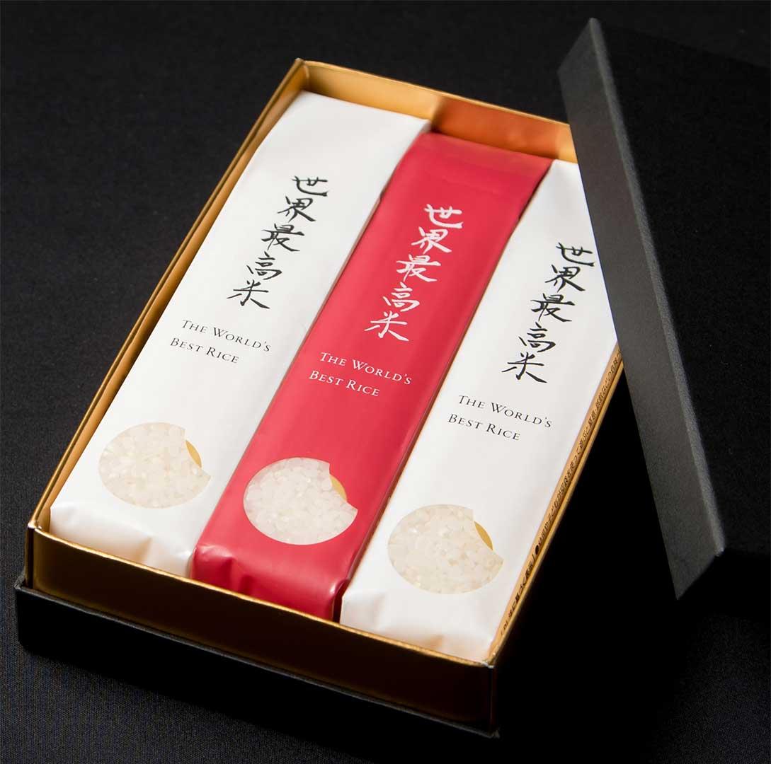 برنج ژاپنی کینمِمای، برنج ویژهی ژاپنی که در کارخانجات برنج توکیو تولید میشود، بهعنوان گرانترین برنج جهان شناخته میشود.