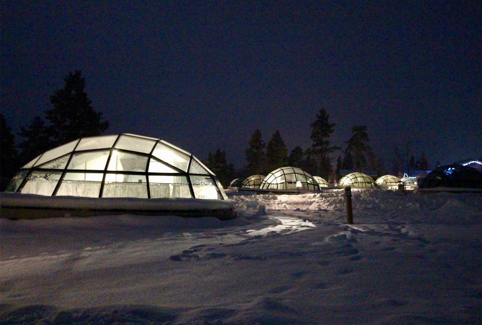 ایگو-شیشهای- شمالیارین-فنلاند