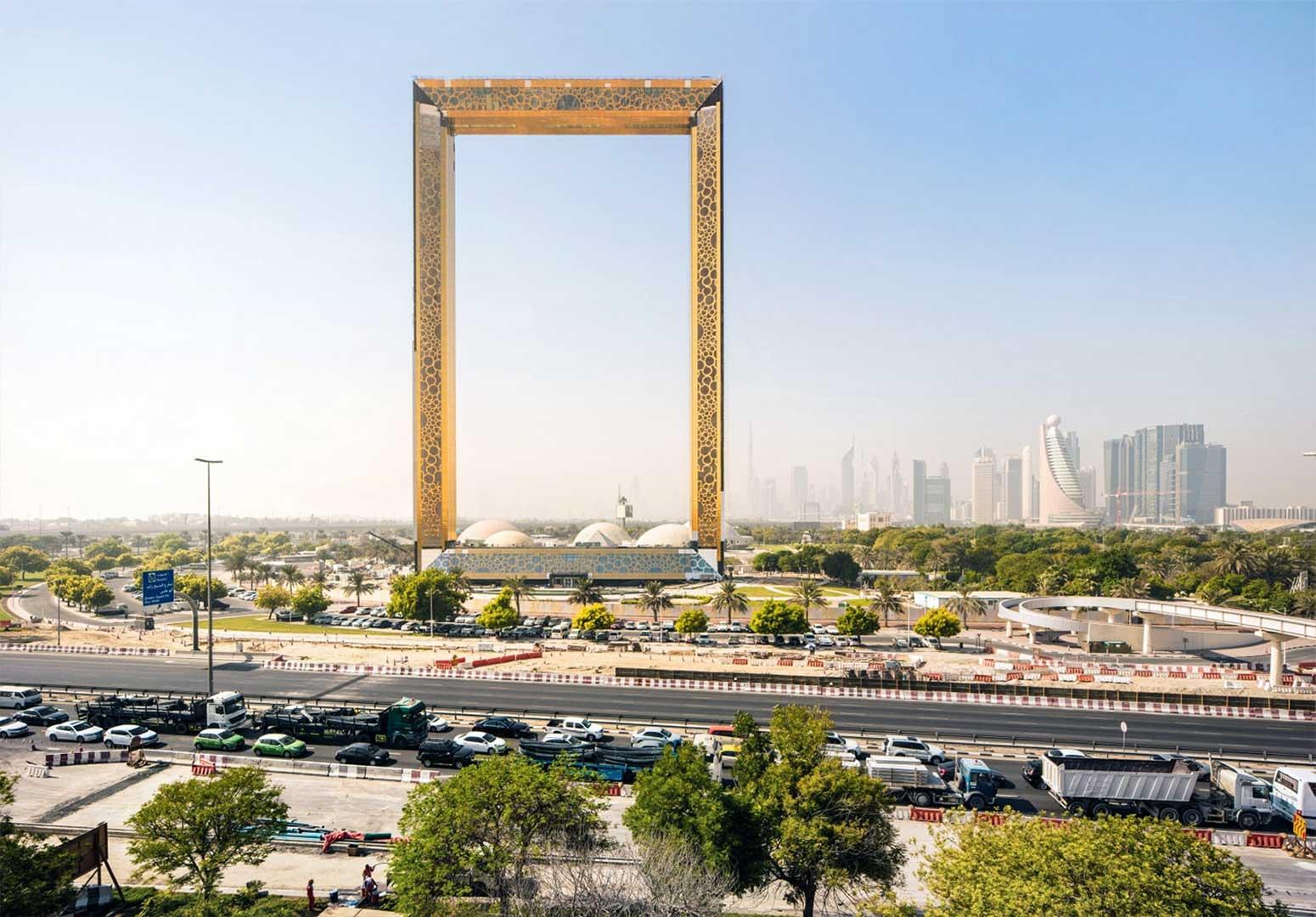 دبی - جاذبههای دبی - طلا - توریستی
