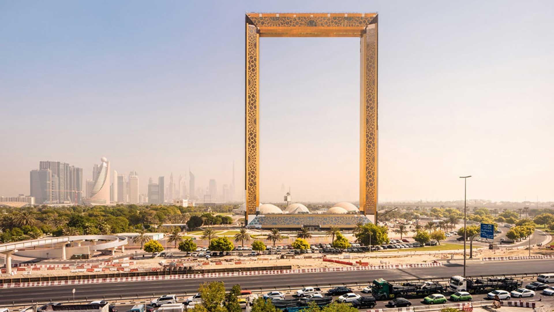 دبی - جاذبههای دبی - توریسم