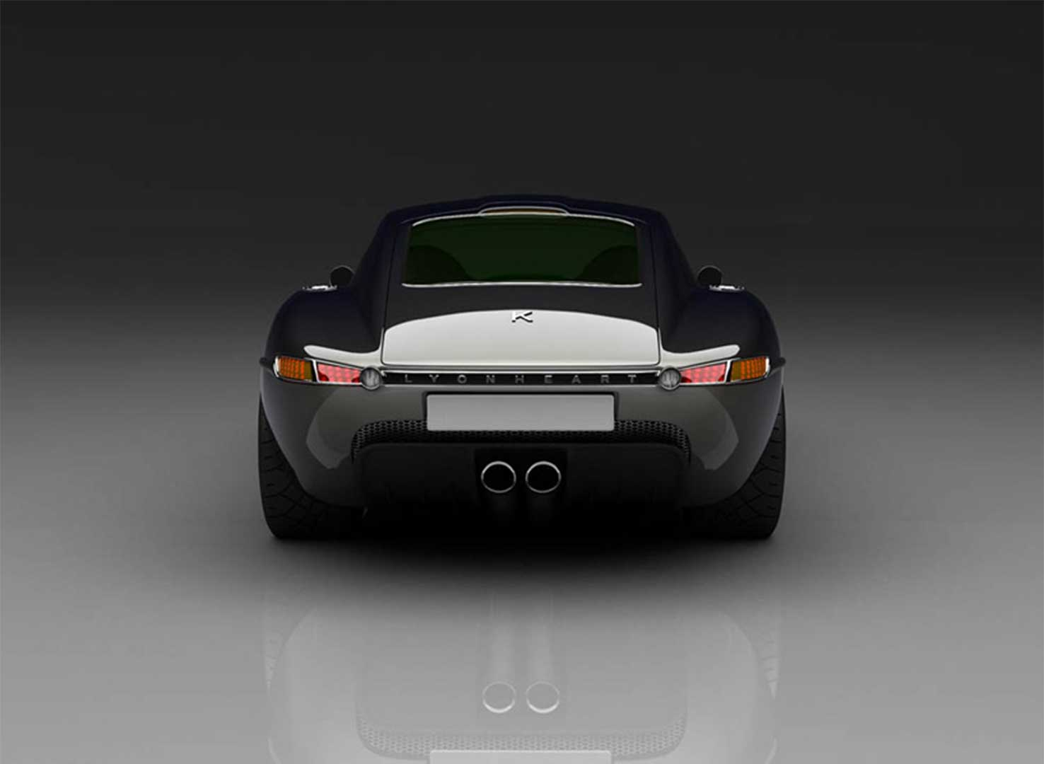 ماشین اسپرت لوکس
