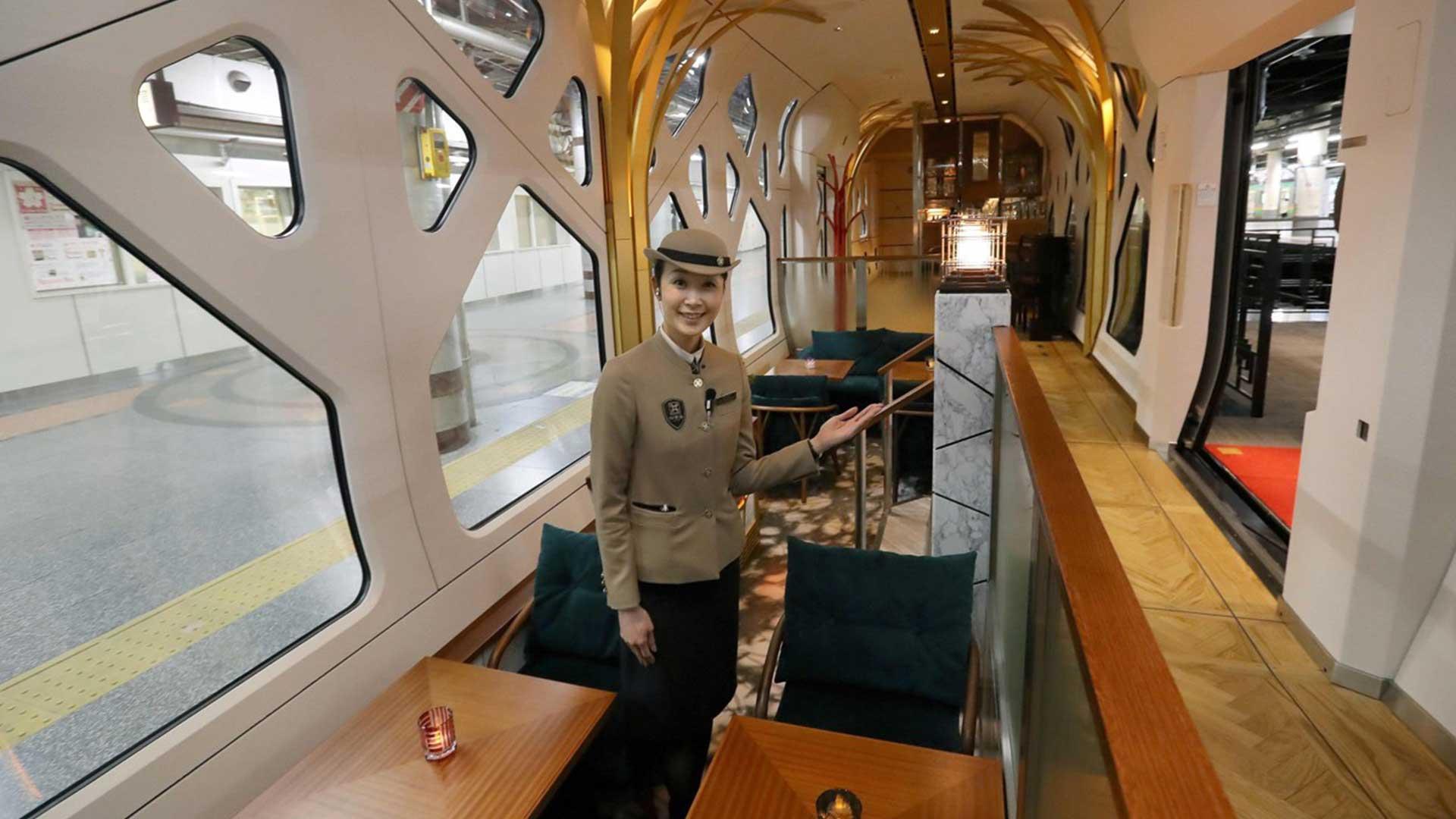 مسافرت با قطار