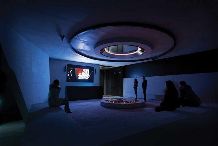 موزهی جیمز باند
