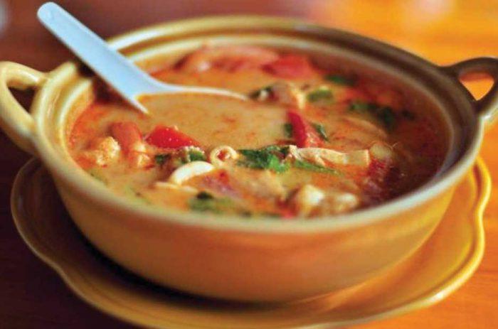 گرانترین - سوپ