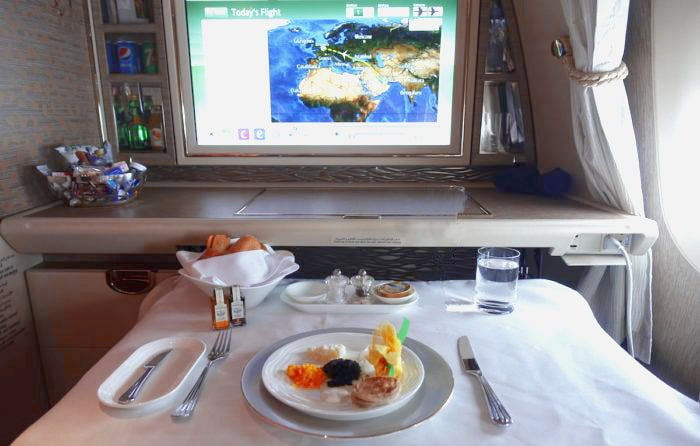 لوکس ترین هواپیمای دنیا - امارات