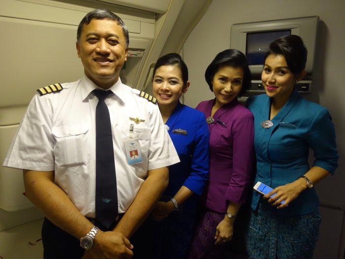 هواپیماهای لاکچری - فرست کلاس اندونزی
