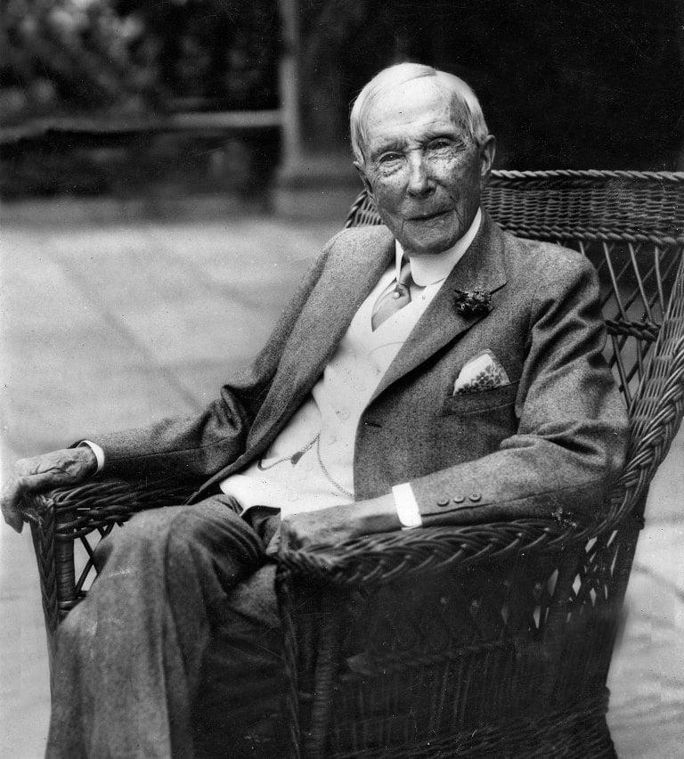 John-D.-Rockefeller مشهور