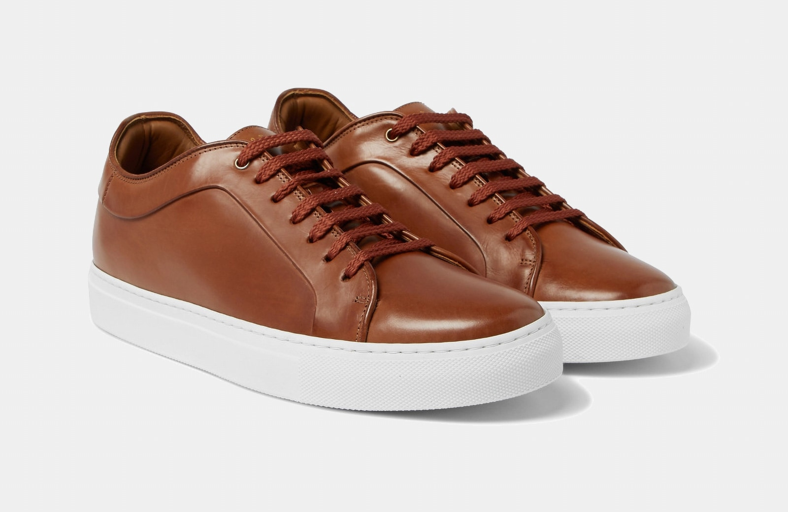 کتونی مردانه The premium leather sneakers