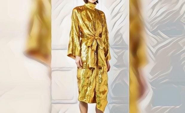 لباس پولکی گوچی