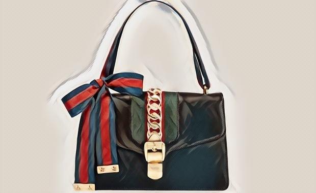 کیف دستی گوچی gucci-sylvie-purse