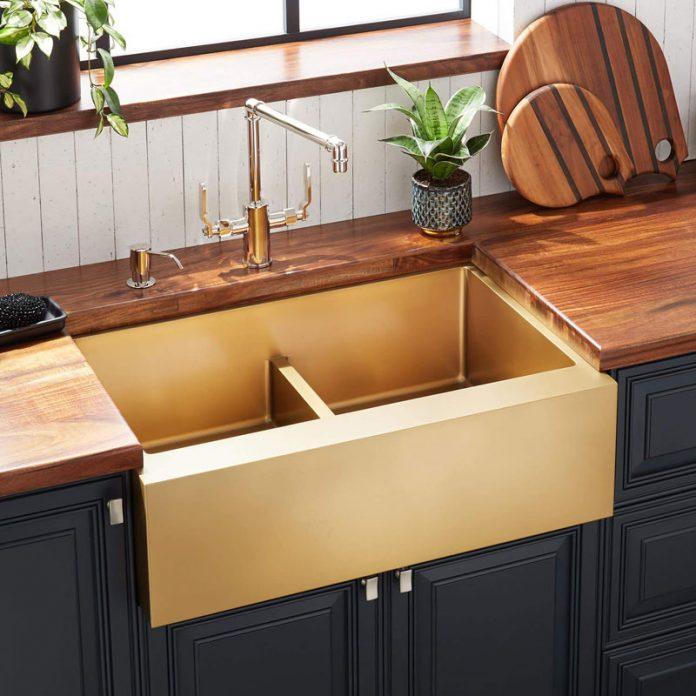 ایده دکوراسیون آشپزخانه با جزئیات خاص