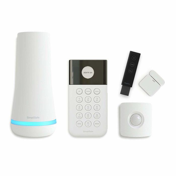 بهترین سیستم امنیتی برای آپارتمان