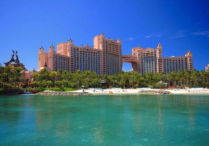 هتل لوکس Atlantis Paradise Island