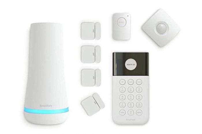 smart-security-simplisafe سیستم هوشمند