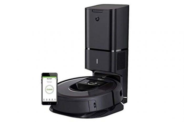smart-clean-irobot-roomba-i7 سیستم هوشمند