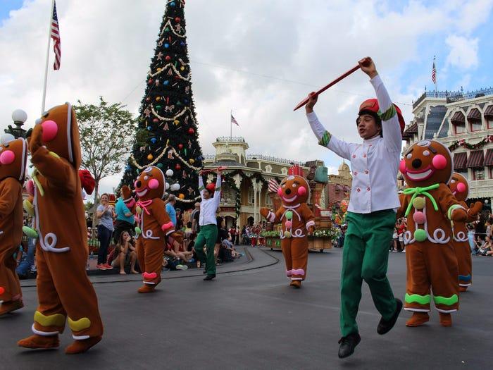 رژههای کریسمس