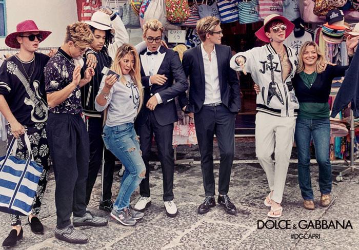 برند لوکس لباس مردانه DOLCE & GABBANA