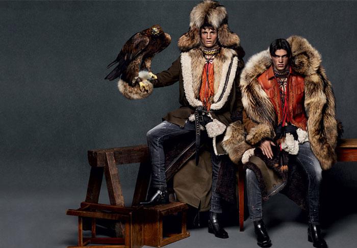 برند لوکس لباس مردانه DSQUARED