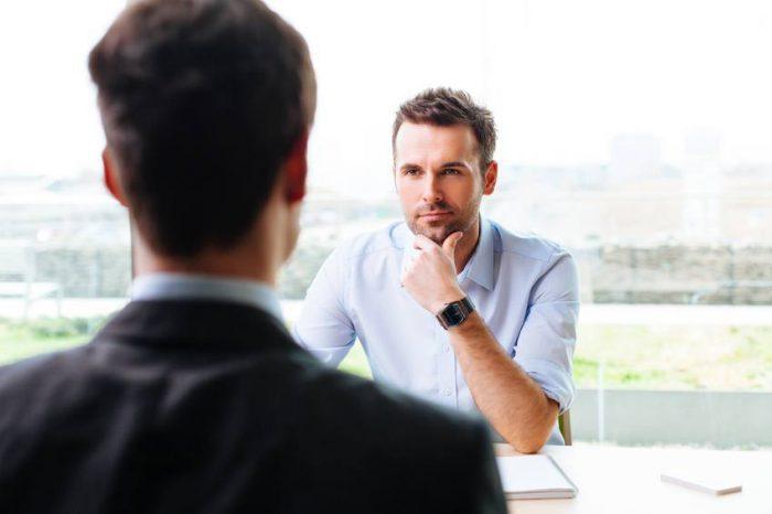 مصاحبه حرفهای