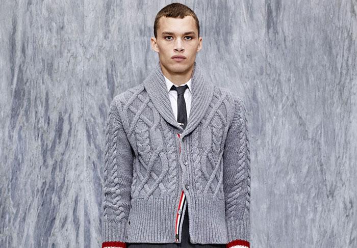 Thombrowne برند لوکس لباس مردانه