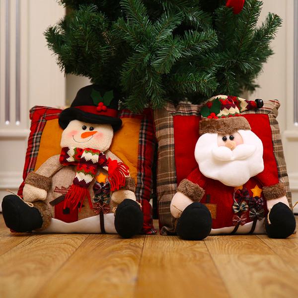 کوسن بابانوئل برای جشن کریسمس