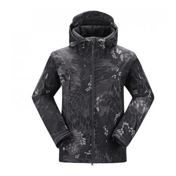 ژاکت زمستانی مردانه طرح دار