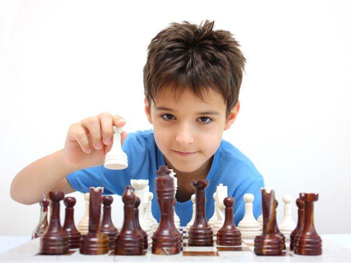 بازی شطرنج برای بچه ها