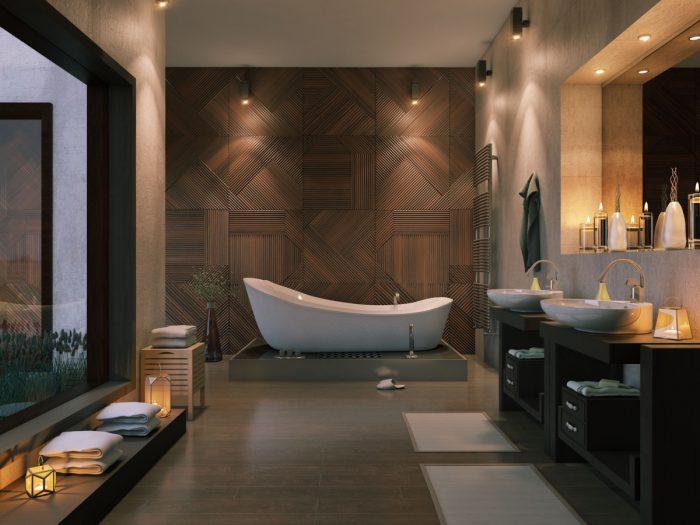 حمام لاکچری گران