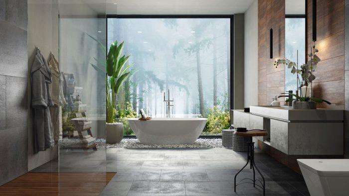 حمام لاکچری