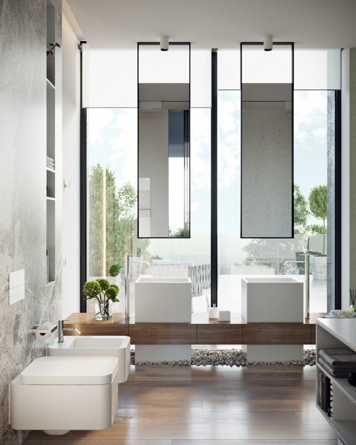 حمام مستر مدرن