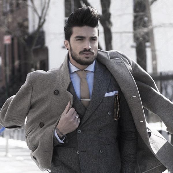 کت زمستانی مردانه