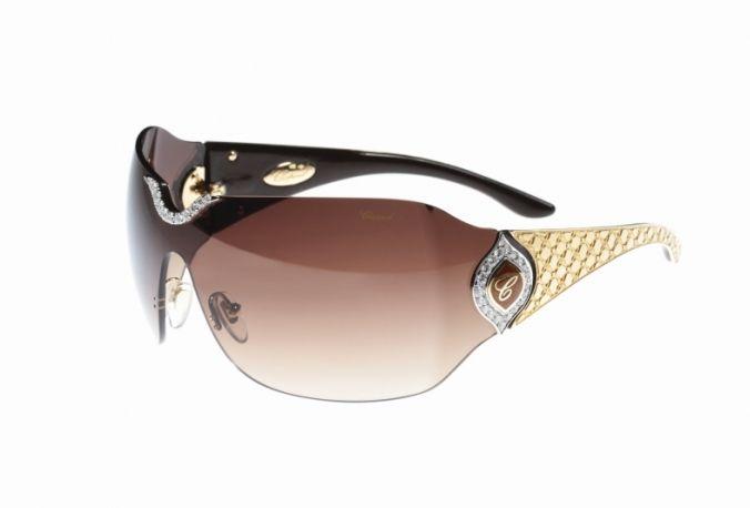 Chopard گرانترین عینک آفتابی  دنیا