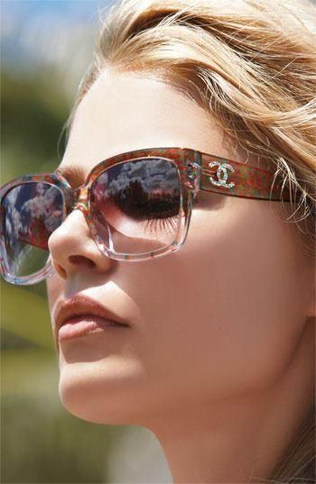 عینک آفتابی برند شانل