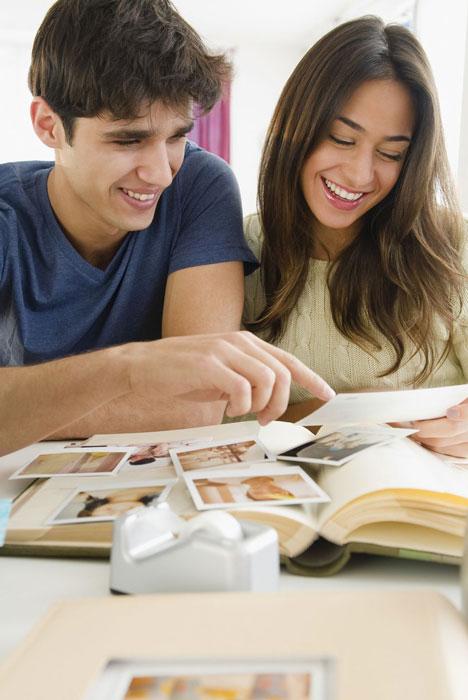 درست کردن دفترچه خاطرات یا آلبوم