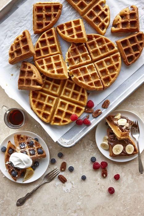صبحانه مفصل در روز ولنتاین