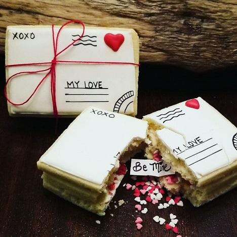 شیرینی روز ولنتاین