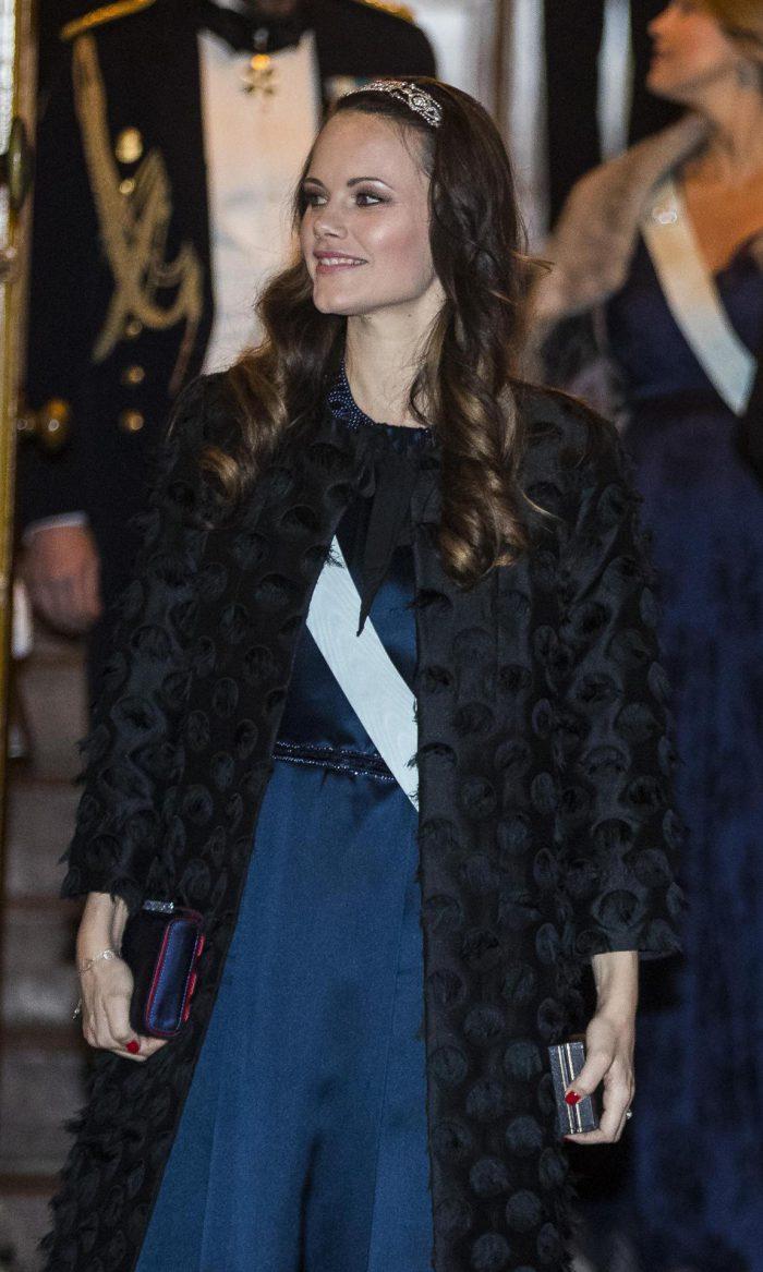پرنسس سوفیا، شاهزادهی سوئد