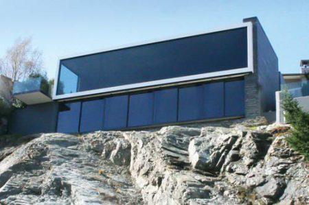 یک خانهی لوکس در کشور نیوزلند